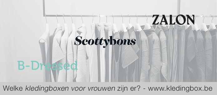 Welke kledingboxen voor vrouwen kun je in België bestellen?